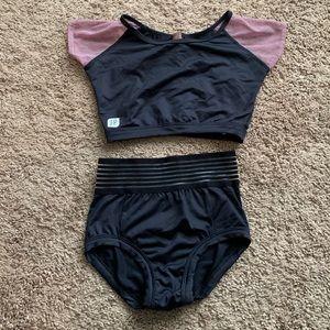 Sylvia P dancewear set